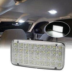Indoor Lamp Dome Roof Ceiling Interior Light RV Lorry Trailer Boat Pickup