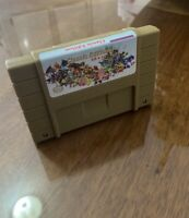 Super 68 In 1 Super Nintendo Multi Games Cartridge Gold Shell SNES NTSC