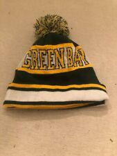Greenbay Packers Winter NFL Snow Hat