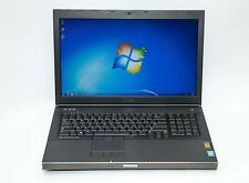"Dell Precision M6800 17"" i7-4800MQ 2.7GHz 8GB 500GB W7 NVidia 4GB Gaming Laptop"