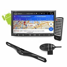 """Android Stereo Receiver & Dual Camera System 7"""" Touchscreen Tablet-Style Display"""