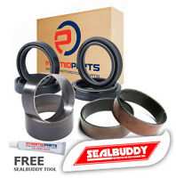 Fork Seals Dust Seals Bushes Kit for Kawasaki 250 R Ninja EX250 300 Ninja