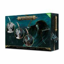 Warhammer 40k Vampire Counts Nighthaunt Paint Set tabletop-Spiel Fantasy Battles