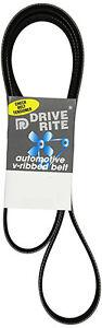 Dayco Drive Rite V-Ribbed Serpentine Belt 5040398DR / 4PK1010