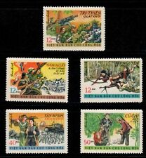 N.227-Vietnam- South of Vietnam victory - set 5 1969
