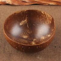 Natural Eco-friendly Coconut Bowl Soup Salad Noodle Rice Bowl Fruit Container