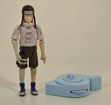 """2002 Neji Hyuga 5"""" Masashi Kishimoto Action Figure Naruto Shonen Jump Shippuden"""