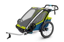 Thule Chariot Sport 2 Chartreuse Zweisitzer Kinderanhänger 2018 | 10201008