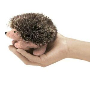 Folkmanis Hedgehog Finger Puppet