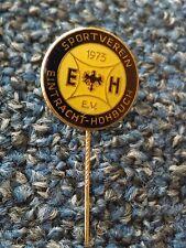 Sportverein 1973, EINTRACHT - HOHBUCH, Germany football soccer club, vintage pin