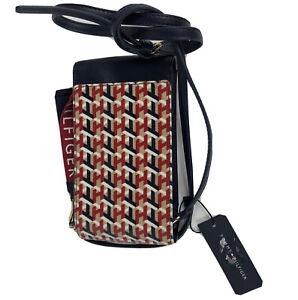 Women's Tommy Hilfiger Messenger XBODY Crossbody Logo Handbag NEW