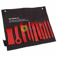 11pc Vehicle Wrappers Badge & Trim Removal Tool Set - Professional Grade