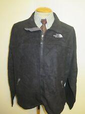 "North Face Mid-weight Polartec Full Zip Fleece - M 40-42"" Euro 50-52 - Black"