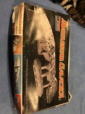 1978 Monogram Battlestar Galactica 6028 Plastic Model Kit (RARE)