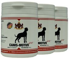 3 x Canis Motus forte - Glucosaminsulfat, MSM, Teufelskralle, Omega 3