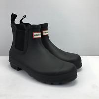 Women's Original Chelsea Boots: Black - (Size 8)