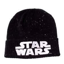 Star Wars Embroidered Logo Cuff Beanie Hat