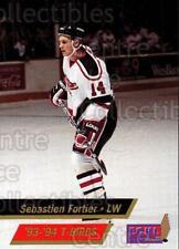 1993-94 Wheeling Thunderbirds #10 Sebastien Fortier