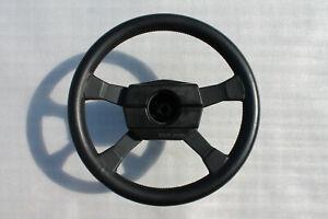 Raid Turbo Leather Sport steering wheel 360mm Opel Manta Ascona A B Kadett C