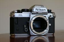 Nikon FA 35mm SLR Film Camera Body Only