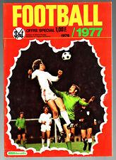 ALBUM COLLECTEUR DE VIGNETTES TYPE PANINI FOOTBALL FRANCE 1976/1977 ¤ AGEDUCATIF