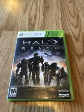 Halo Reach Xbox 360 Cib Game - VC6