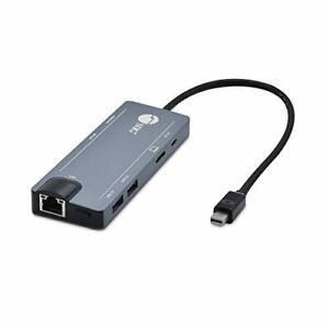 SIIG Mini DP 4K Video Dock w/ 2x USB 3.0, HDMI, DisplayPort, Micro USB, LAN Hub