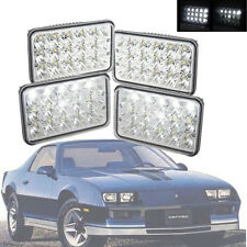 Chevy Camaro 1982-1992 Full LED Seal Beam Headlight Conversion Low and High Beam