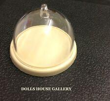 Queso Grande/Pastel Belle, casa de muñecas en miniatura de pantalla cubierta, Mini Accesorio