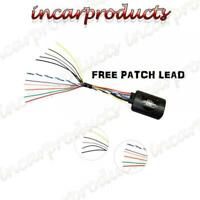 Steering Wheel Stalk Control Interface Adaptor Lead for Nissan X Trail