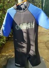 O'Brien Black Royal Short Wetsuit Waterskiing Kayaking Wakeboarding - Men' Large