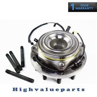 Front Wheel Bearing and Hub Assembly fits 2011-2016 Ford F-550 Super Duty 4X2