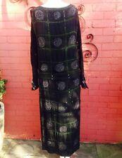 Original Vintage 1920s Beaded Flapper Dress