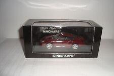 Porsche 911 996 turbo 1999 red metal minichamps 1/43 430069300