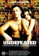 UNDEFEATED DVD R4 Clifton Collins Jr. / John Leguizamo