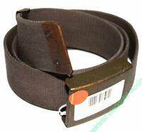 Cinturón BW, oliva, usado EJERCITO ALEMAN EXCELENTE ESTADO COMO NUEVO 622025