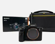 Sony a7 III 24.2 MP Full Frame Mirrorless Digital Camera - Black (Body Only)