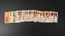 1990-91 O-Pee-Chee Red Army Complete Set Fedorov