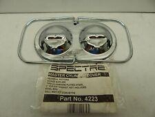 New Listingspectre 4223 Chrome Brake Master Cylinder Cover 80 And Earlier Gm General Motors