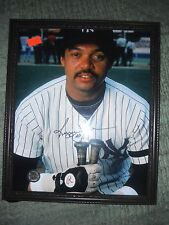 "Reggie Jackson ""Mr. October""  New York Yankees MLB Signed Framed Photo -   Nice!"