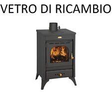 Vetro Ceramico di Ricambio per Stufa Kir 12kw Prity Originale