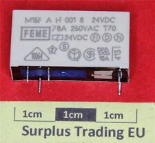 Elfa M15FAH001 8 24Vdc Miniature Power Relay SPCO