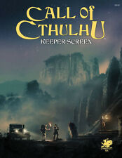 Call of Cthulhu RPG: Keeper Screen Accessory by Chaosium CHA23137