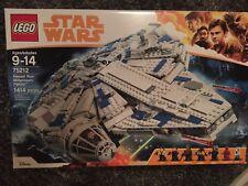 Lego Star Wars 75212 Kessel Run Millennium Falcon BAGS & BOOK SEALED NEW, NO BOX