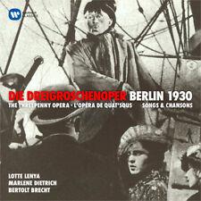 Lotte Lenya - Weill: Threepenny Opera (dreigroschenoper) [New CD]