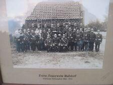 Feiwillige Feuerwehr Rullstorf, Bild 50. jähriges Stiftungsfest  1880 - 1930 FFW