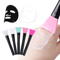 Facial Mud Mask Mixing Brush Silicone Make Up  Skin Face Care Beauty Tool