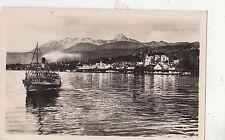 Bf27384 evian les bains vue sur le lac ship france front/back image
