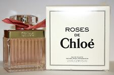 Roses De Chloe By Chloe Tster 2.5oz/75ml Edt Spray For Women New In Tster Box
