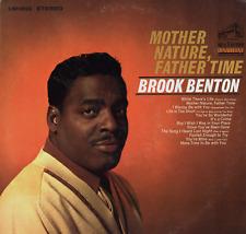 LP BROOK BENTON MOTHER NATURE FATHER TIME